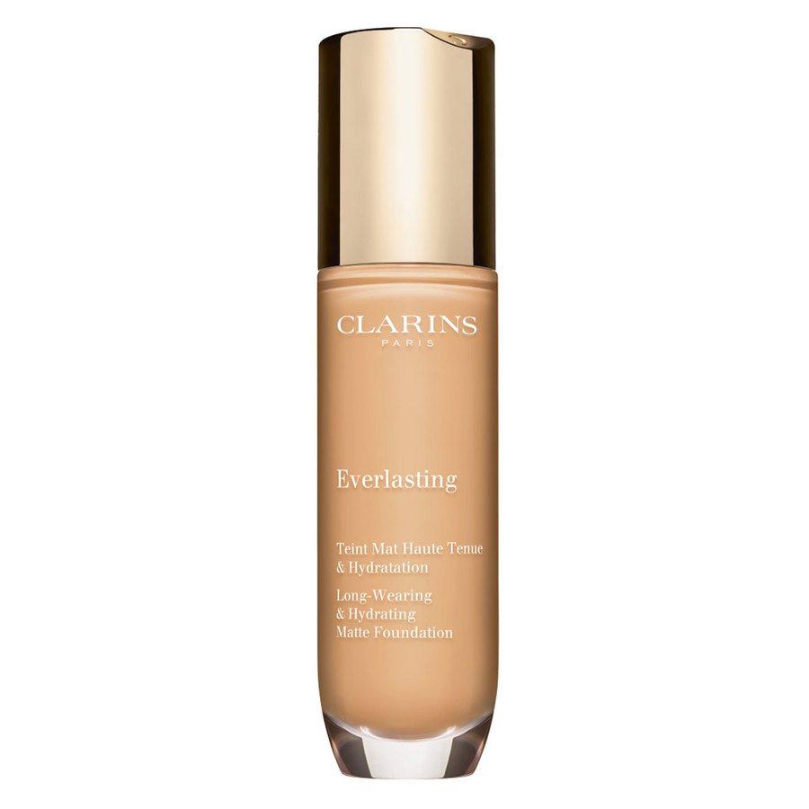 Clarins Everlasting Foundation #106 Vanilla 30ml