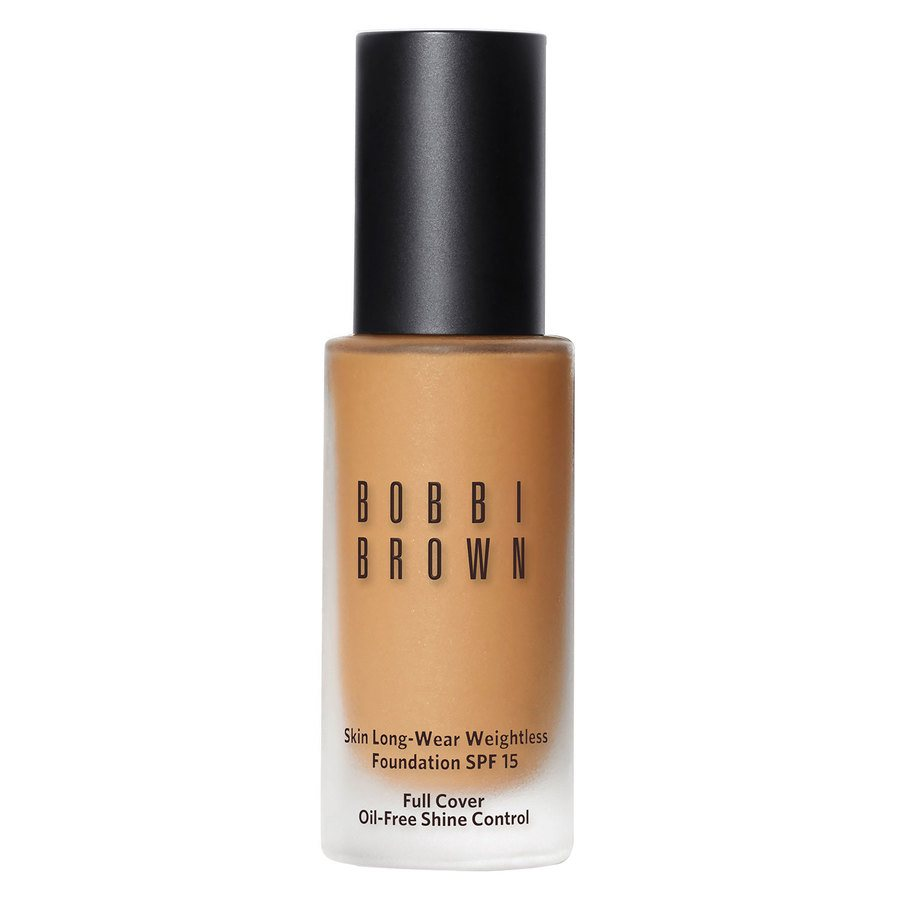 Bobbi Brown Skin Long-Wear Weightless Foundation SPF15 Warm Beige 30ml