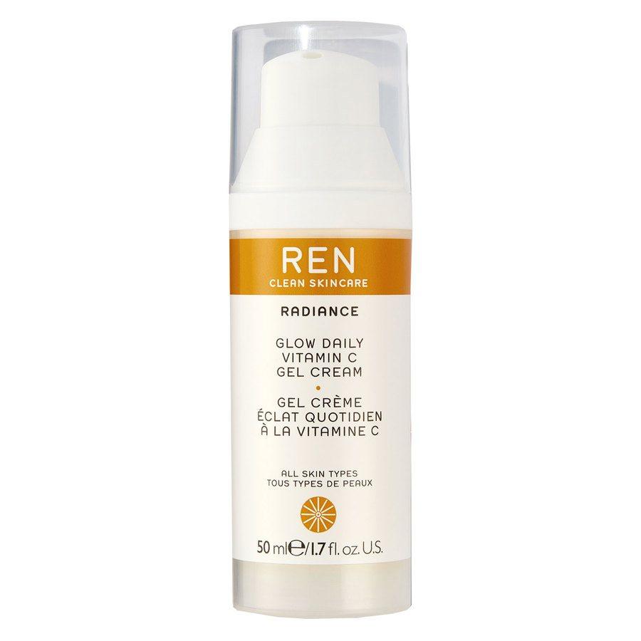 REN Clean Skincare Glow Daily Vitamin C Gel Cream 50ml