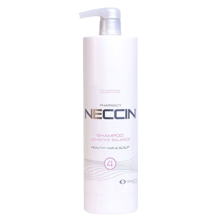Neccin Nr 4 Sensitive Balance Shampoo 1000ml
