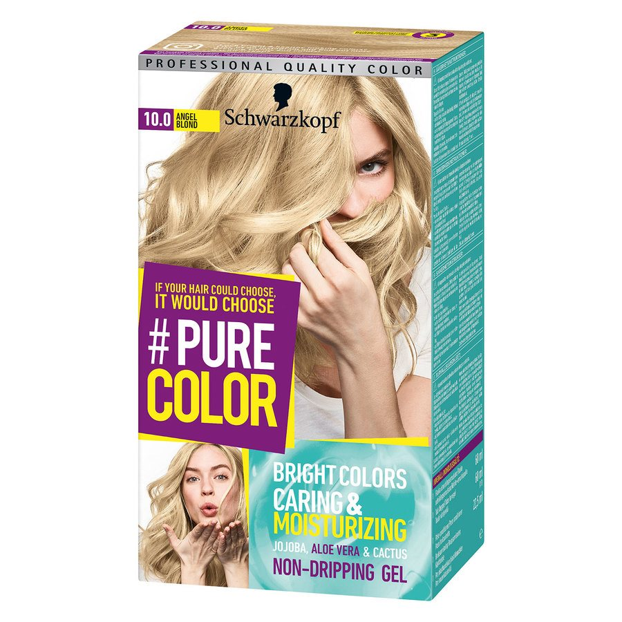 Schwarzkopf Pure Color 10.0 Angel Blond 142g