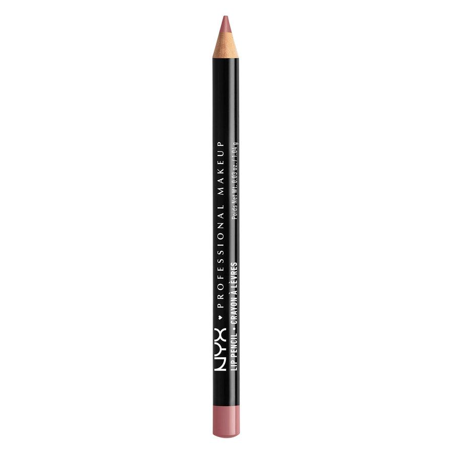 NYX Professional Makeup Slim Lip Pencil Burgundy 1g