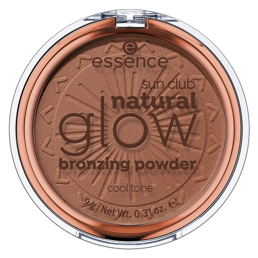 essence Sun Club Natural Glow Bronzing Powder 02 9g