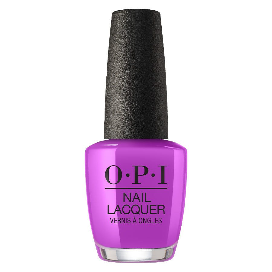 OPI Neon Collection Nail Lacquer NLN73 Positive Vibes Only 15ml