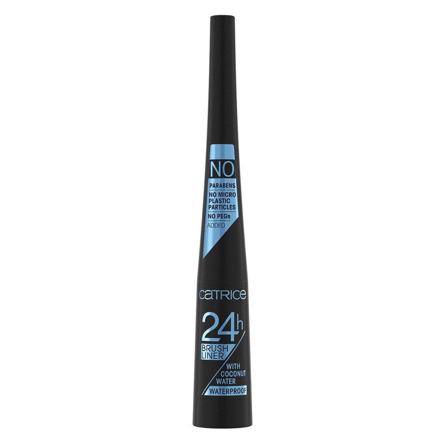 Catrice 24h Brush Liner Waterproof 010 Ultra Black 3ml
