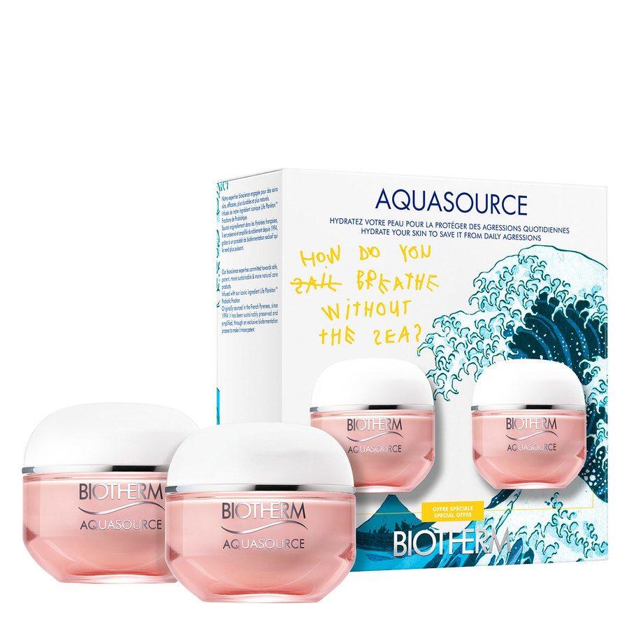 Biotherm Aquasource Cream Dry Skin Coco Capitàn Limited Edition Set