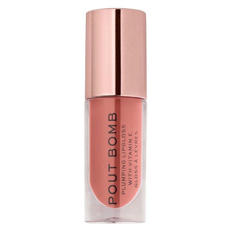 Makeup Revolution Pout Bomb Plumping Gloss Kiss 4,8ml