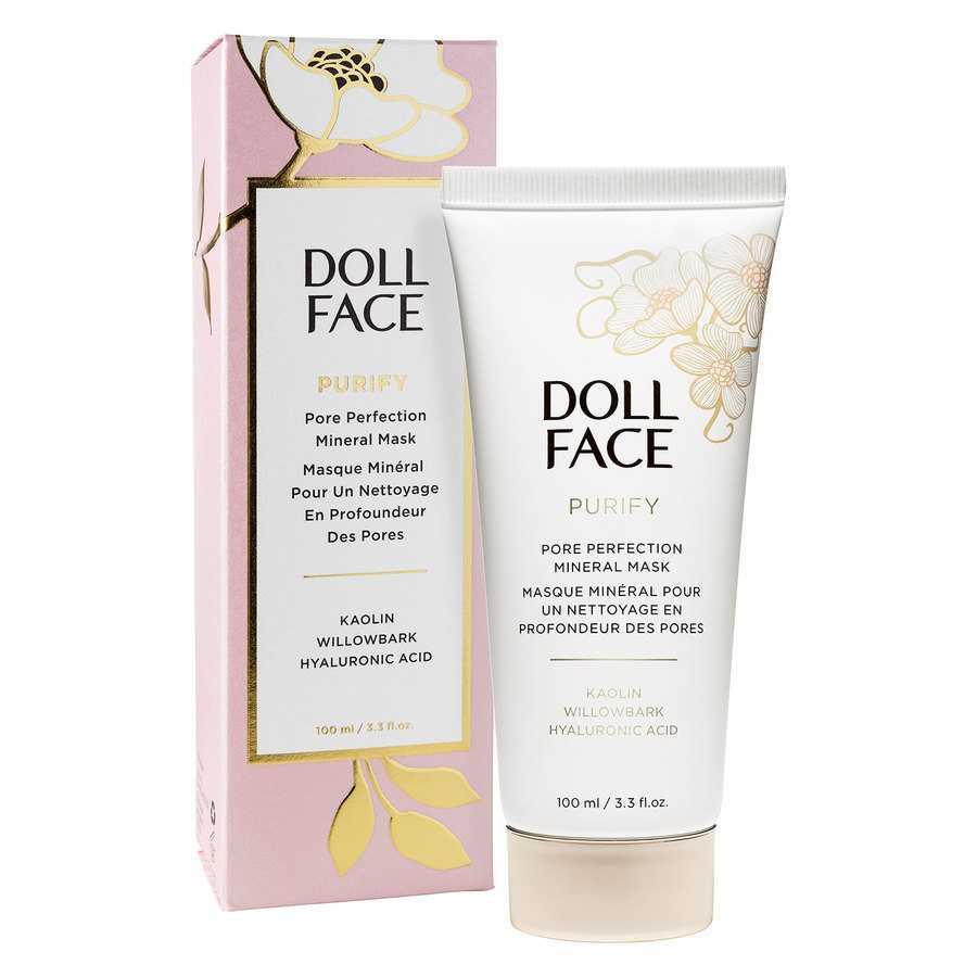 Doll Face Purify Pore Perfectiong Mineral Mask 100ml