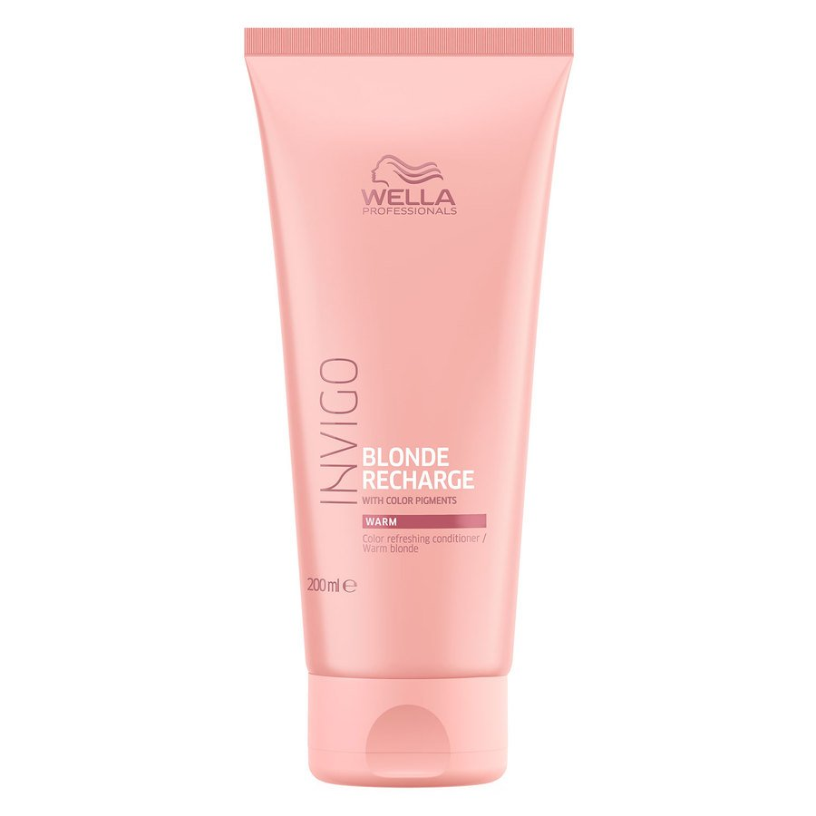 Wella Professionals Invigo Warm Blonde Color Refreshing Conditioner 200ml