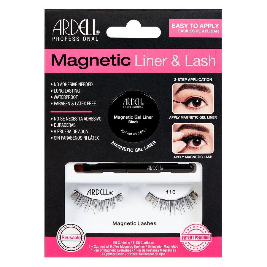 Ardell Magnetic Lash & Liner #110
