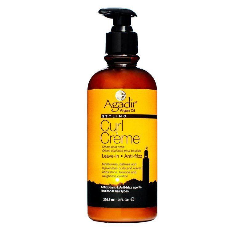 Agadir Argan Oil Styling Curl Creme Leave-In 295ml