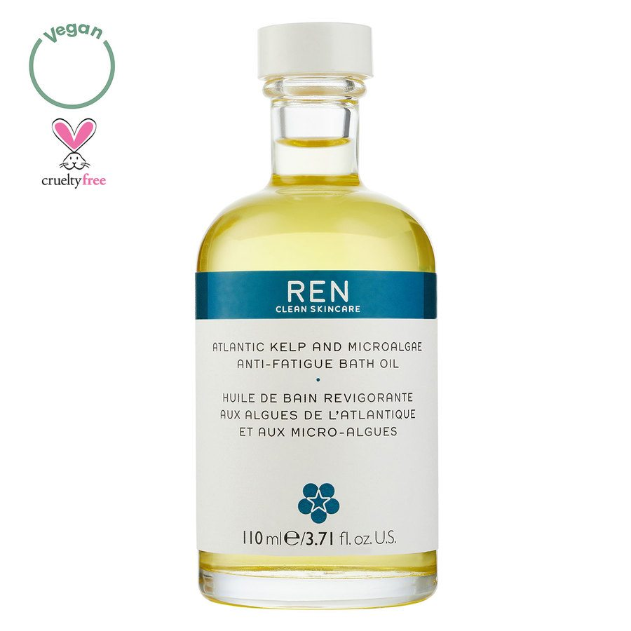 REN Clean Skincare Atlantic Kelp Bath Oil 110ml