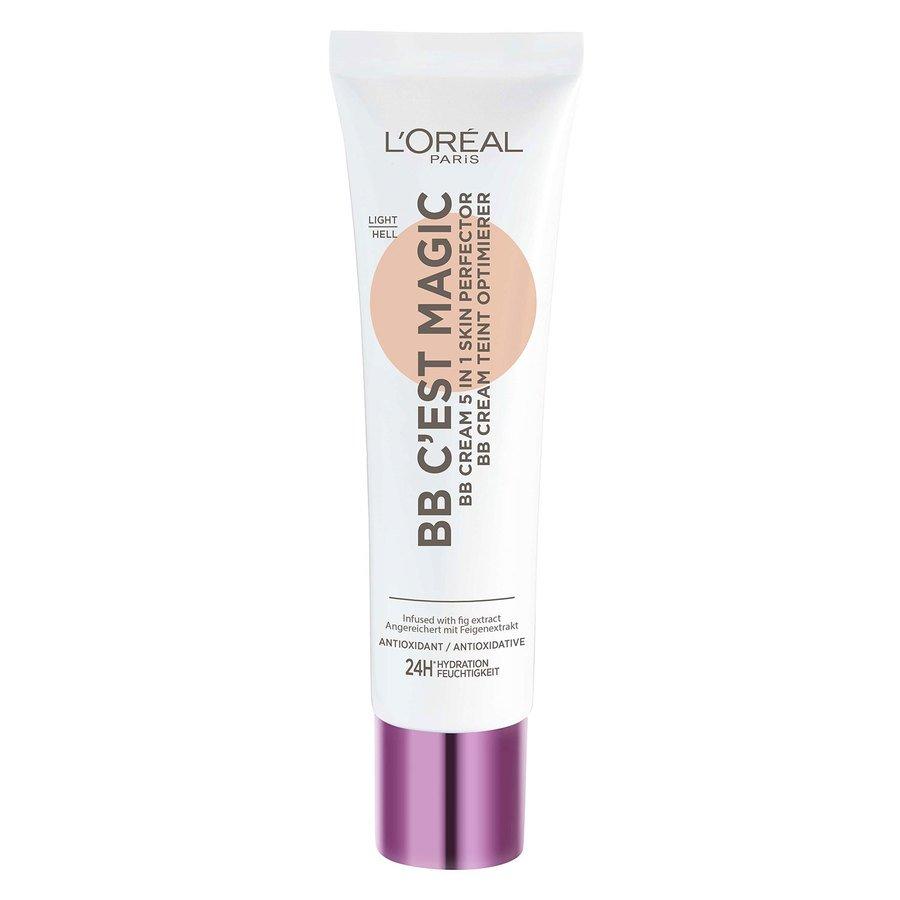 L'Oréal Paris C'est Magique Skin Perfector BB Cream Light #2 30ml