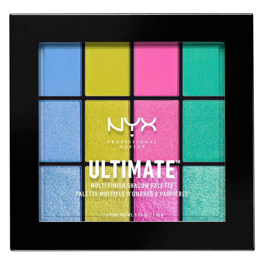 NYX Professional Makeup Ultimate Multi-Finish - Electric