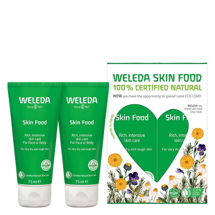 Weleda Skin Food Duo Set 2x75ml