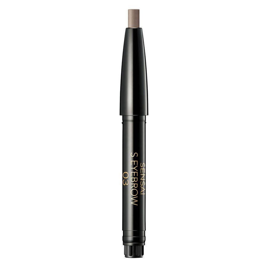 Sensai Styling Eyebrow Pencil Refill 03 Taupe Brown 0,2g