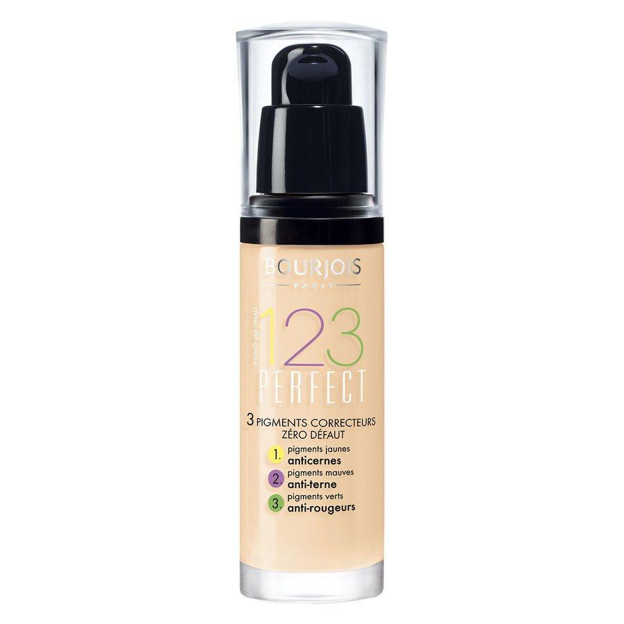 Bourjois 1,2,3 Perfect Foundation 51 Light Vanilla 30ml
