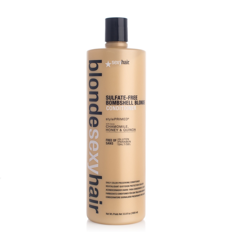 Sexy Hair Blonde Conditioner 1000ml
