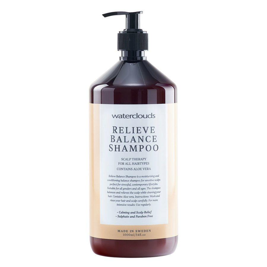 Waterclouds Relieve Balance Shampoo 1000ml