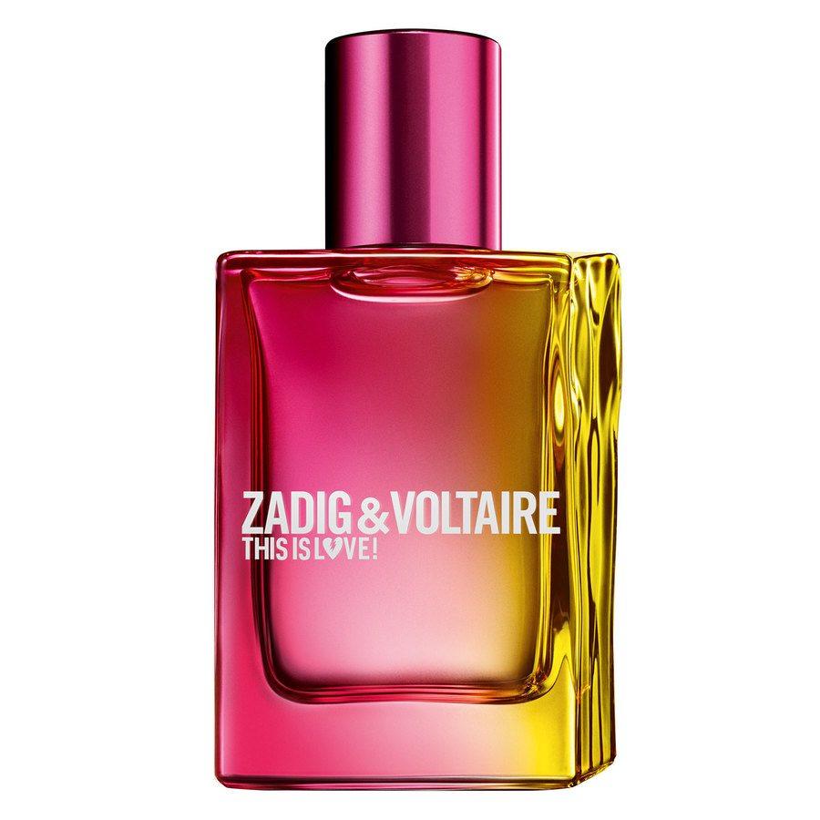 Zadig & Voltaire This Is Love Pour Elle Eau De Parfum 30ml