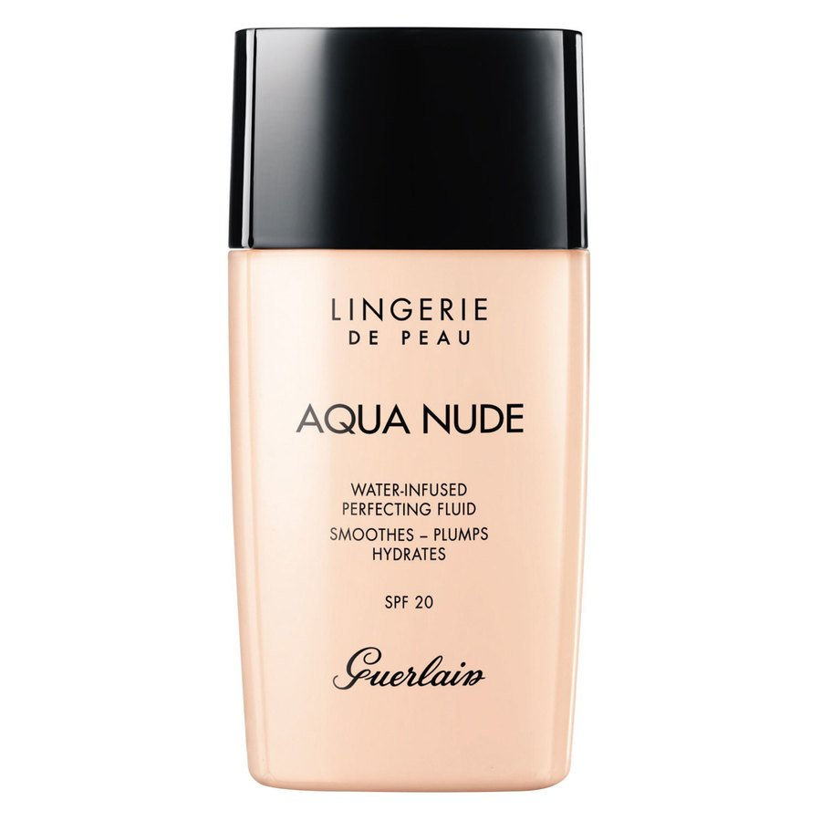 Guerlain Lingerie De Peau Aqua Nude Foundation #03N Natural 30ml