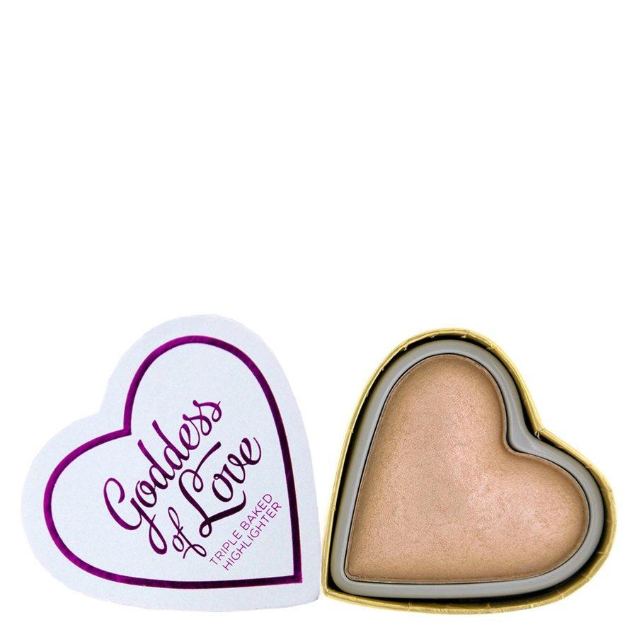 I Heart Revolution Blushing Hearts Highlighter Goddess of Faith 10g
