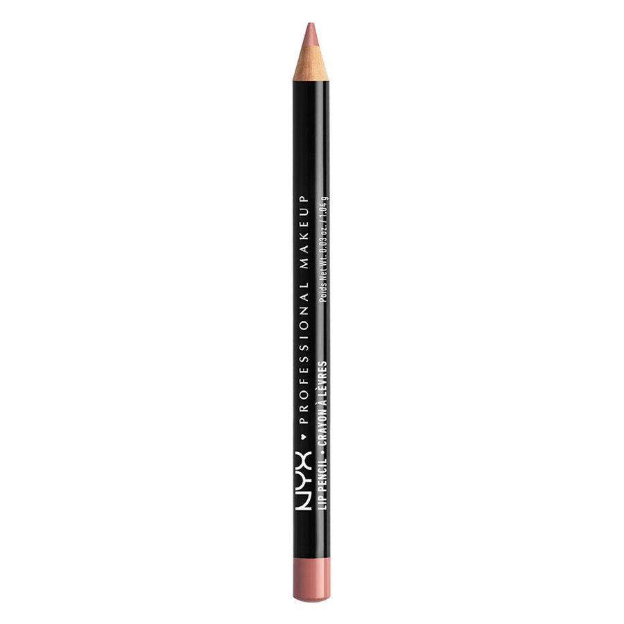 NYX Professional Makeup Slim Lip Pencil Nude Pink 1g