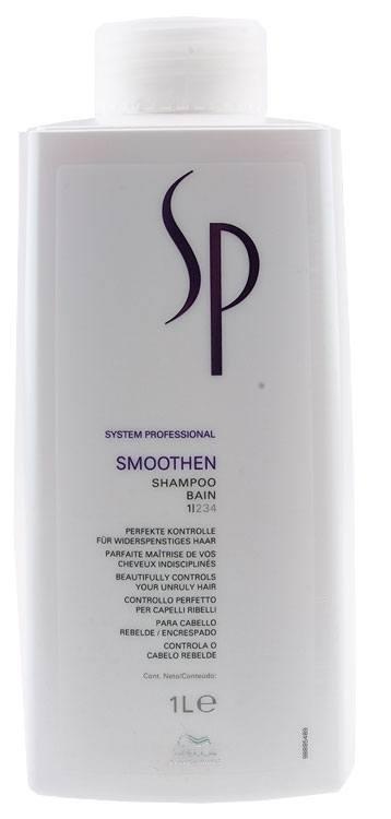 Wella Sp Smoothen Shampoo 1000ml