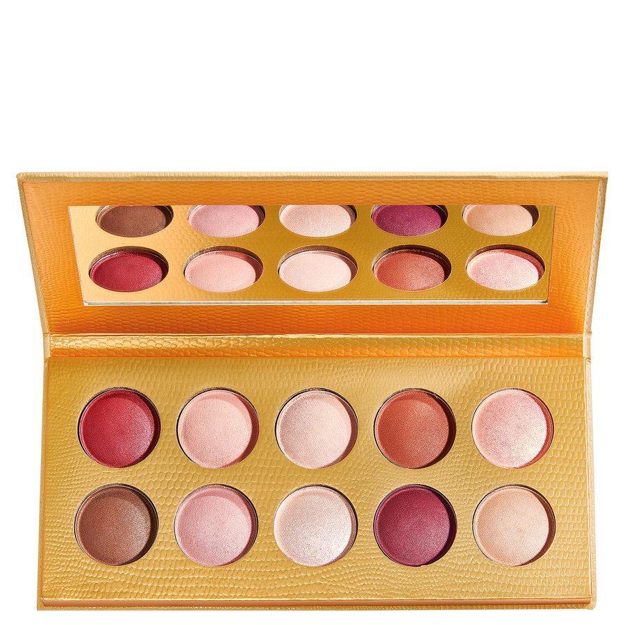 Makeup Revolution Pro Colour Focus Nudes on Nude Palette 10x1,5