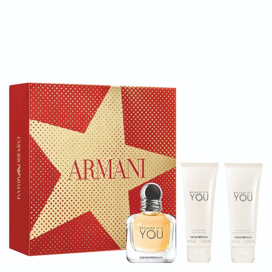 Giorgio Armani Emporio Armani Because It's You Gavesett