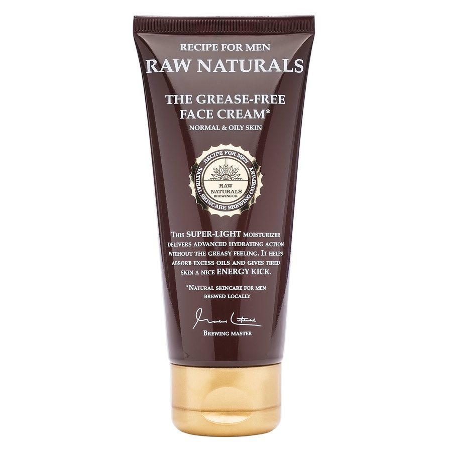 Raw Naturals The Grease-Free Face Cream 100ml