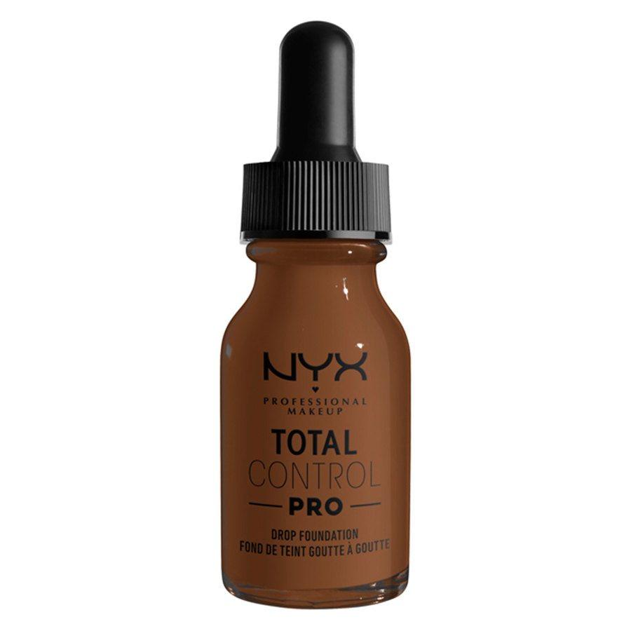 NYX Professional Makeup Total Control Pro Drop Foundation Mocha 13ml