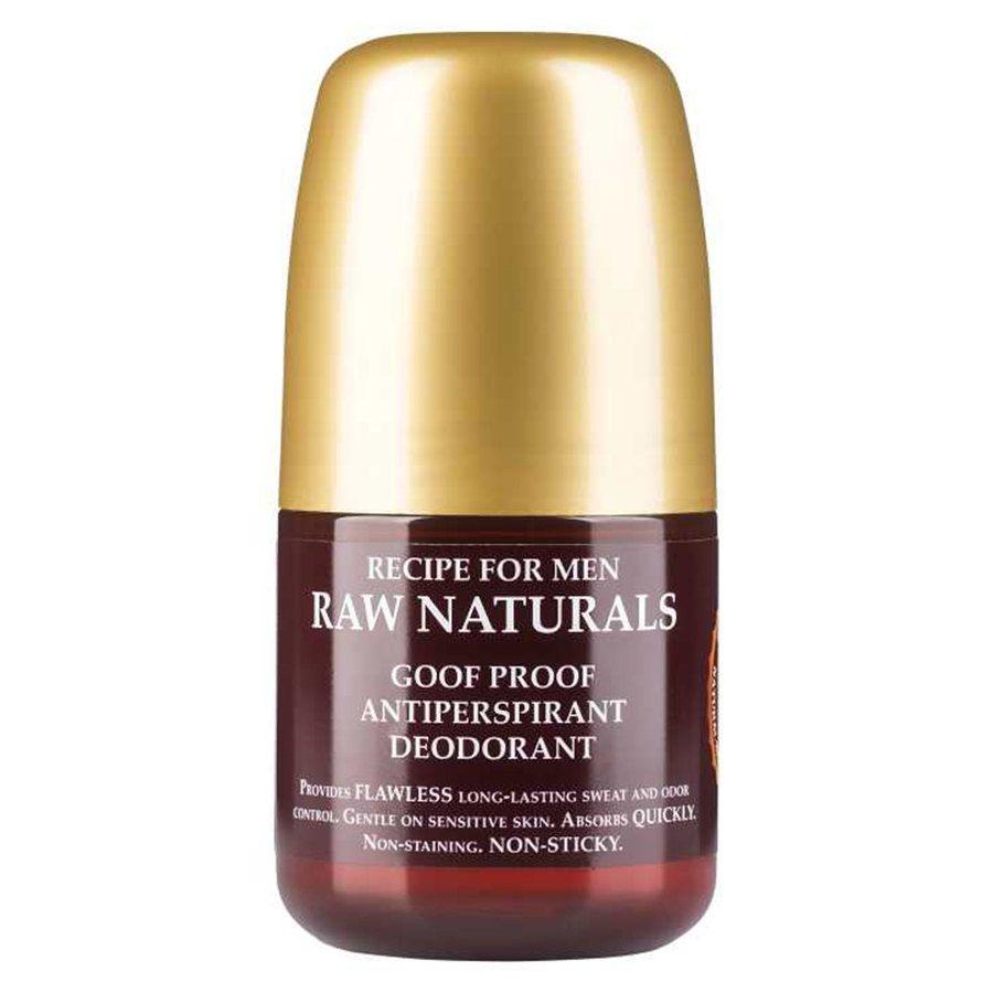 Raw Naturals Goof Proof Antiperspirant Deodorant 60ml
