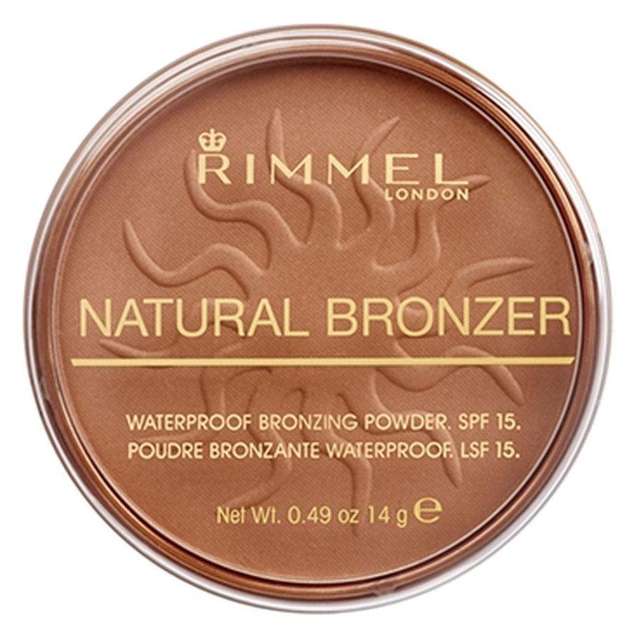 Rimmel London Natural Bronzer Sun Bronze 022 14g