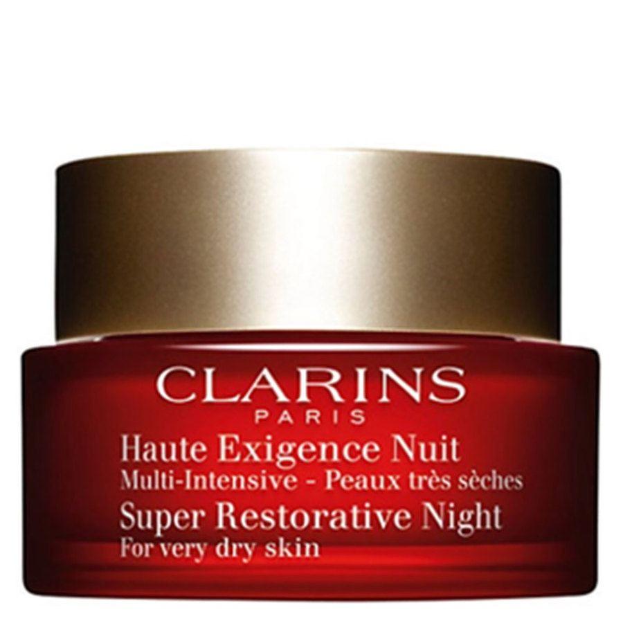 Clarins Super Restorative Night Wear Very Dry Skin 50ml