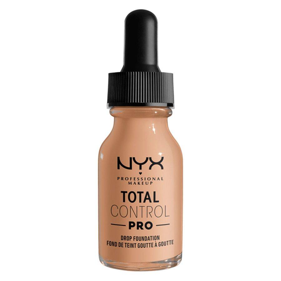 NYX Professional Makeup Total Control Pro Drop Foundation Natural 13ml
