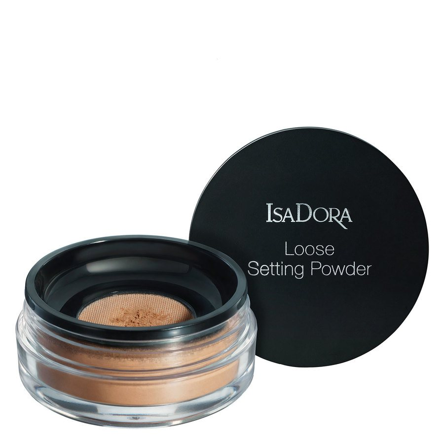 IsaDora Loose Setting Powder #07 Deep 15g
