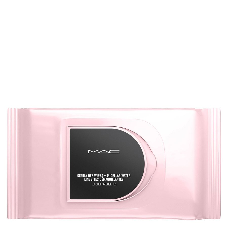 MAC Gently Off Wipes + Micellar Water 100pcs