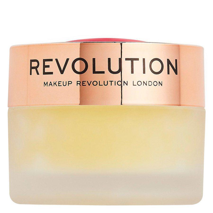 Makeup Revolution Sugar Kiss Lip Scrub Pineapple Crush 15g
