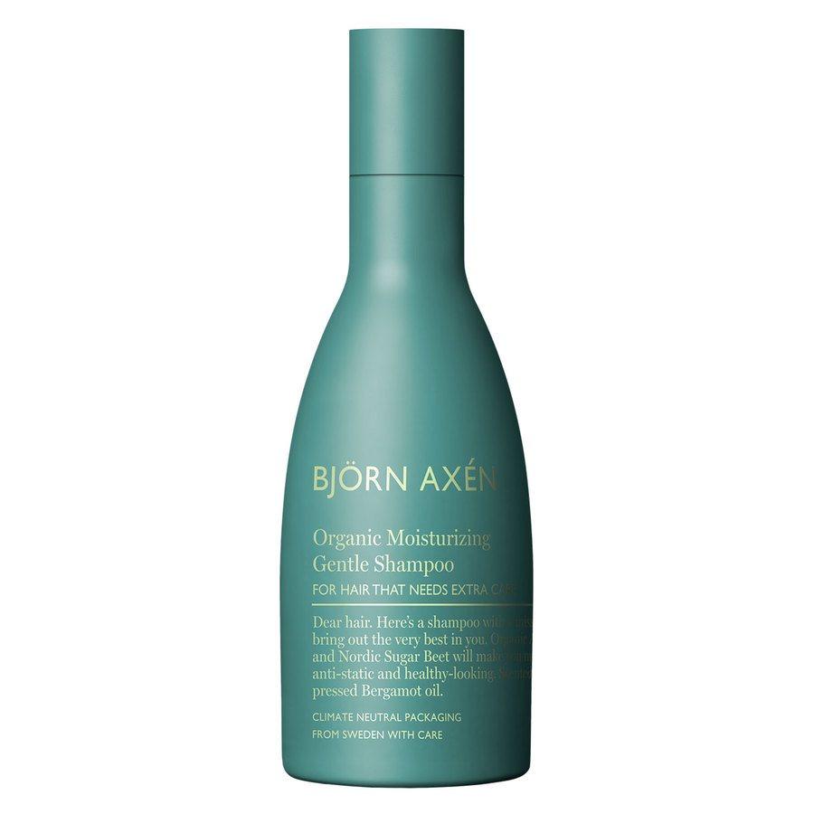 Björn Axén Organic Moisturizing Gentle Shampoo 250ml