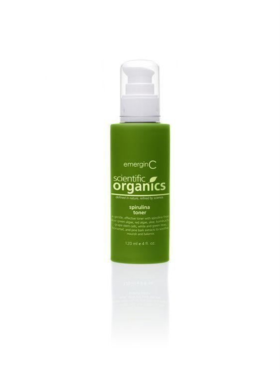 emerginC Spirulina Toner 120ml