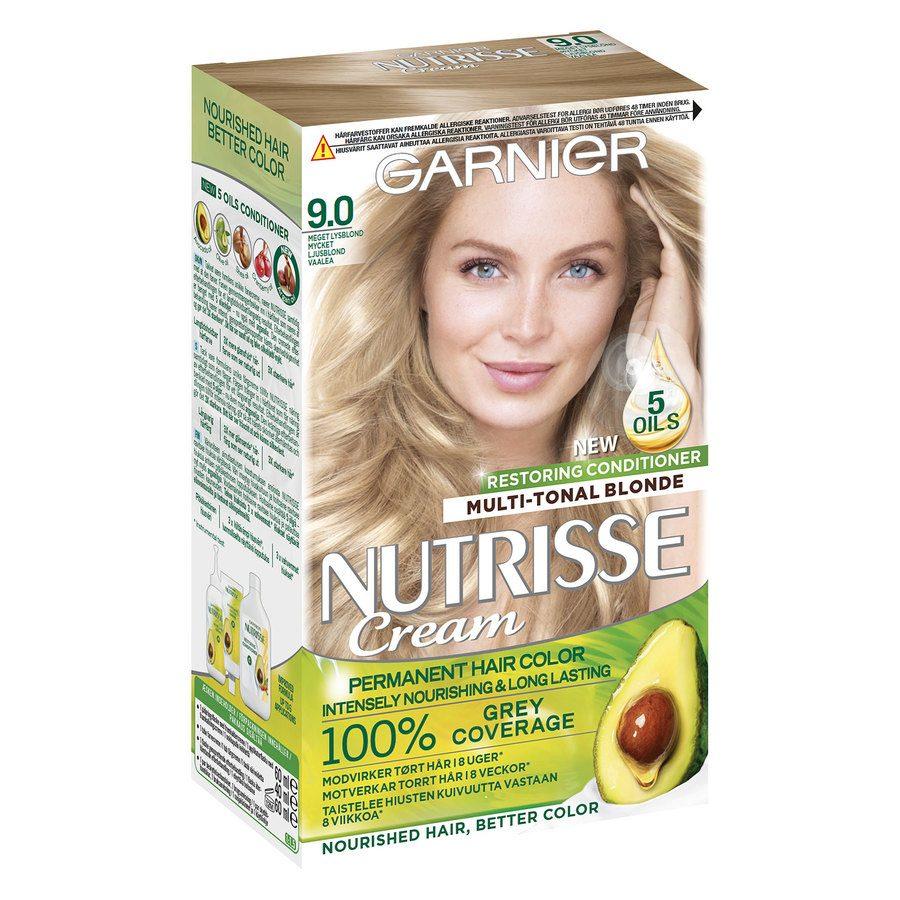 Garnier Nutrisse Cream 9
