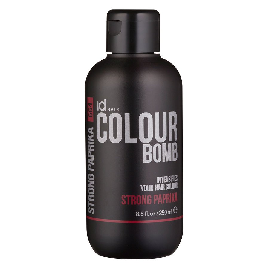 Id Hair Colour Bomb Strong Paprika 250ml