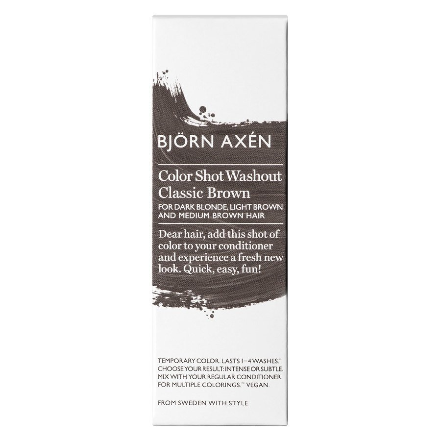 Björn Axén Color Shot Washout Classic Brown 50ml