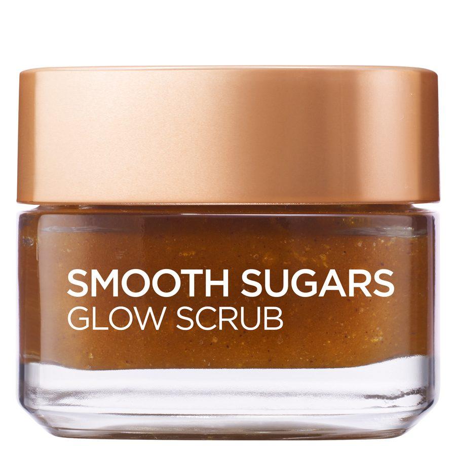 L'Oréal Paris Smooth Sugar Scrub Glow Grapeseed 50ml