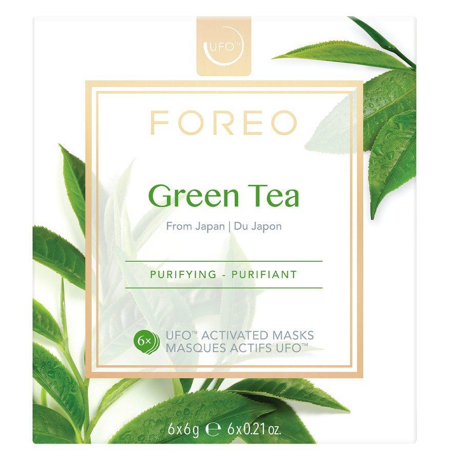 Foreo UFO Mask Green Tea 6x6g