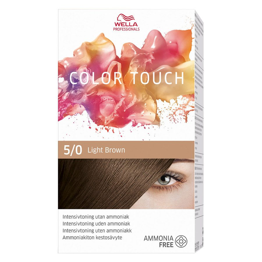 Wella Professionals Color Touch 5/0 Light Brown
