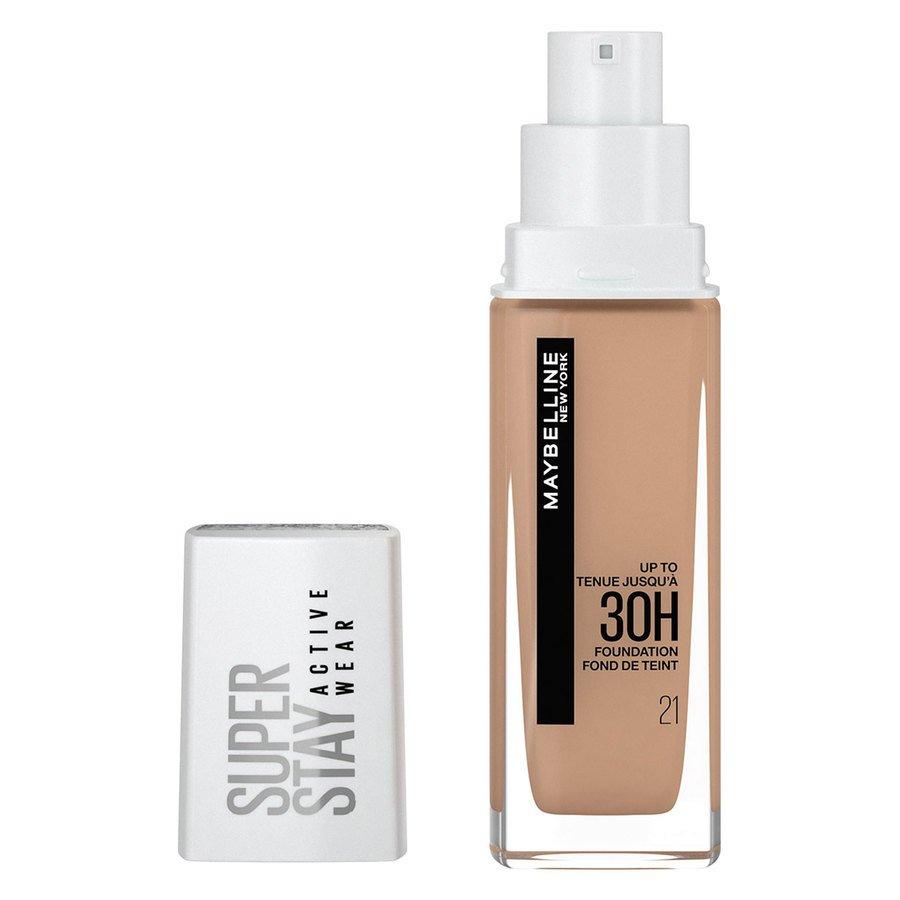 Maybelline 30H Superstay Active Wear Foundation Nude Beige 30ml