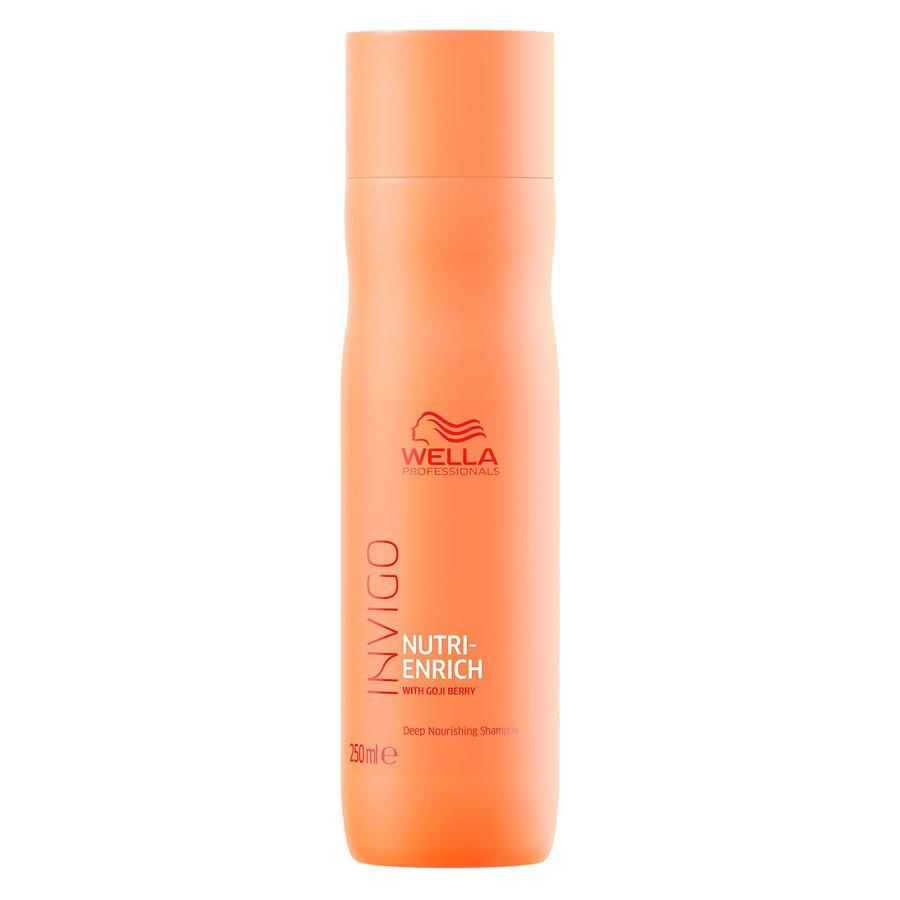 Wella Professionals Invigo Nutri-Enrich Deep Nourishing Shampoo 250ml