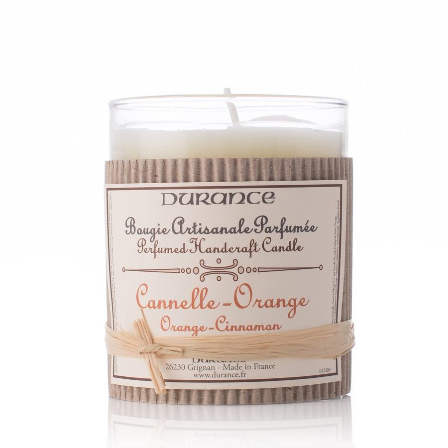 Durance Perfumed Handcraft Candle Orange-Cinnamon 180g